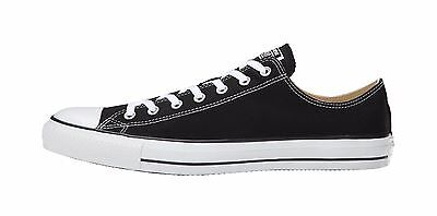CONVERSE All Star Low Top Black White Shoes Chuck Taylor Women  M9166
