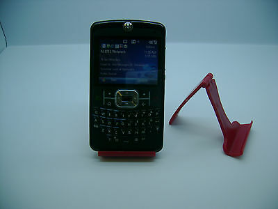 LOT OF 10 NEW STAND HOLDER CELL PHONE DISPLAY 1 in 1 CL04 RED