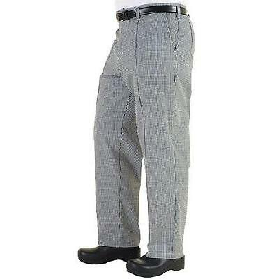 Chef Works - BWCP-XL - Checked Chef Pants (XL)