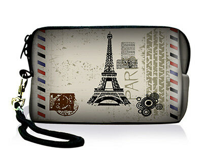 soft Digital Camera Case Bag Cell Phone Cover Pouch For Samsung Galaxy Ace S5830