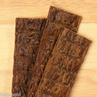 """30 Count Happy Howies 12"""" BEEF JERKY STICKS Natural USA Dog Treats Chews bully"""