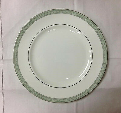 """Wedgwood """"juliet"""" Dinner Plate 10 3/4"""" Bone China Brand New Made In England"""