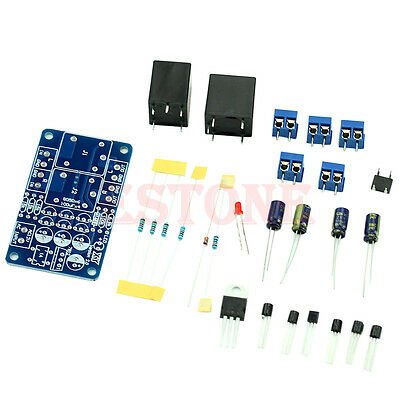 Speaker Protection Protect Board Component Audio Amplifier With Boot Delay + DC