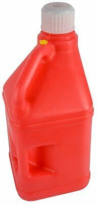 JEGS Performance Products 80211 Square 5-Gallon Jug Red