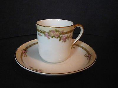 Field Japanese Fine China Tea cup and saucer