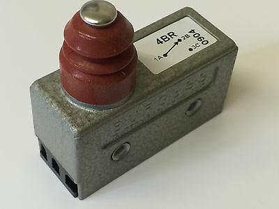 BURGESS 4BR HEAVY DUTY LIMIT / MICRO SWITCH USED ON BUS, ICE CREAM VAN ETC bsd5a