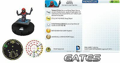 GATES #022 Superman and the Legion of Super-Heroes DC HeroClix