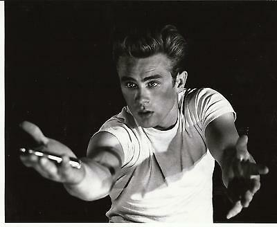 James Dean Rebel Without a Cause Reaching out For Knife 8 x 10 Photo