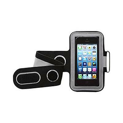 Groov-e GVAM1 High Quality Neoprene Sport Armband For Mobile Devices Grey/Black