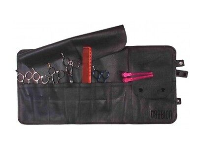 Scissors Pouch And Comb Roll Up Case L06 for Professional Hair Dressing