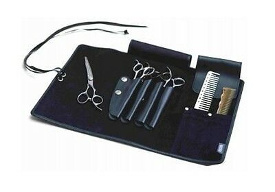Scissors Pouch Mini Roll Up Hair Tools Holder Professional PASSION holders