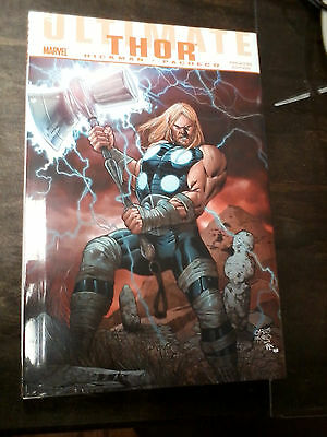 Ultimate Thor HC Sealed Hickman Pacheco *CBX38B