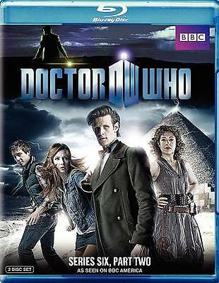 Doctor Who ~ Complete Sixth Series 6 Six, PART TWO ~ NEW 2-DISC BLU-RAY SET