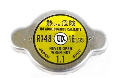 Radiator Cap 16 PSI Pressure Rating