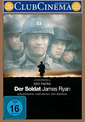 DVD * DER SOLDAT JAMES RYAN - Tom Hanks - Steven Spielberg  # NEU OVP =