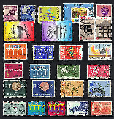 EUROPA Thematic Stamp Collection Mint Used  Ref:D530