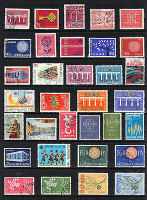 EUROPA Thematic Stamp Collection  Ref:D529