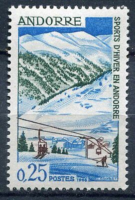 Timbre Andorre France Neuf  N° 175  * Soldeu