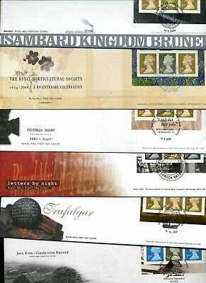 FDCS - GB 1984 TO 2006 Prestige Pane PICK First Day Covers  FDC MULTIPLE LISTING