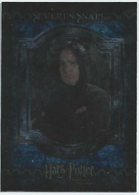 Harry Potter And The Prisoner Of Azkaban - Card F8 - Severus Snape (Aama)