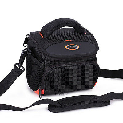Shoulder Carry Bag Case For NIKON COOLPIX, NIKON 1 Camera With Accessory