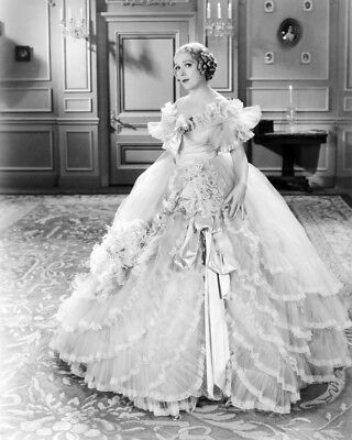 MARY PICKFORD SECRETS IN BALL GOWN PHOTO OR POSTER