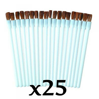Make Up Lip Disposable Brush Applicators Pack of 25 Beauty Tools