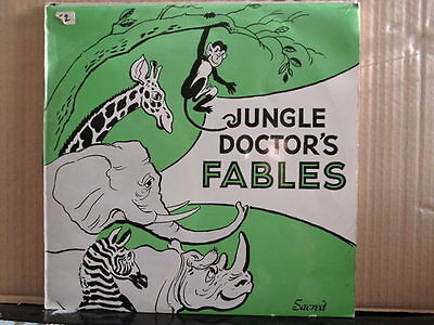 Clifford Warne - Jungle Doctor's Fables plus  FREE UK POST