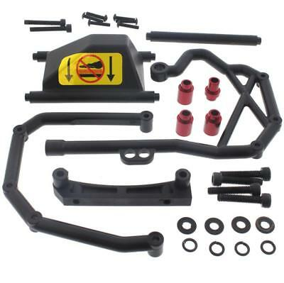 Losi 1/5 Desert Buggy XL * ENGINE MOUNT, GUARD SET & RED ALUMINUM SPACERS * 23cc