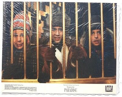 SEALED 8 Different COLOR Trapped In Paradise MOVIE LOBBY CARD Photo POSTER 11X14