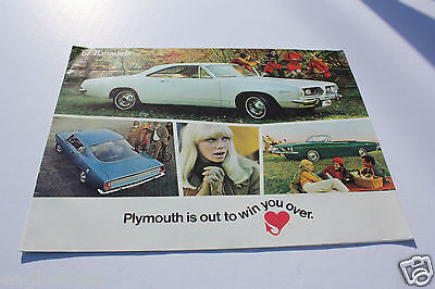 Auto Brochure - Plymouth - Barracuda - 1967 (AB325)