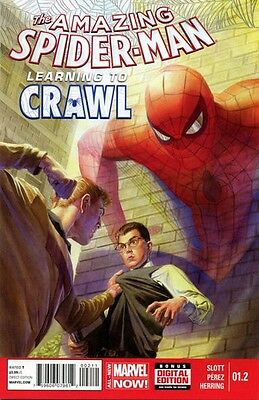 Amazing Spider-Man #1.2 Alex Ross Cover Unread New Near Mint Marvel 2014 **28