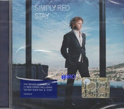 SIMPLY RED + CD + Stay + 11 Hits + NEU + OVP + Recorded 2006 / 2007 + TOP +
