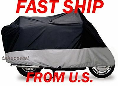 Suzuki TS DR DRZ 400 650 Dual NEW Motorcycle Cover T  L