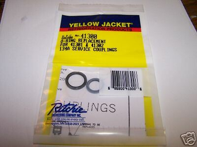 Yellow Jacket O-Ring Kit  Yellow Jacket R134a Couplers