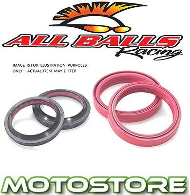 All Balls Fork Oil & Dust Seal Kit Fits Kawasaki Vn1600 Mean Streak 2004-2008