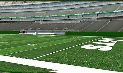 1 of 6 PSL Tickets NEW YORK NY JETS Seats Already PAID IN FULL Section 133 9ce446a8f