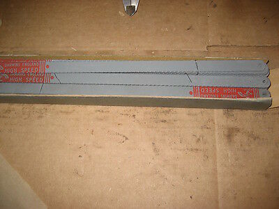 "Darwin 12""18T Hack Saw Blades 60Pcs (Ls1033-60)"