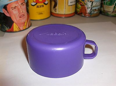 Purple Plastic Cup-This Aladdin Plastic Cup Fits Thermoses That Use Cup #112