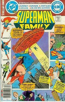 Superman Family # 198 (68 pages) (USA, 1979)