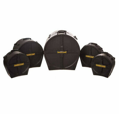 Hardcase HFUSION Drum Case Set Fusion