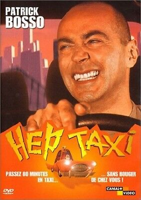 26065 // Hep Taxi -L'integralite- Patrick Bosso -  Dvd  Neuf Sous Blister
