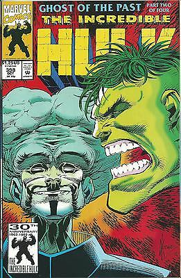 Incredible Hulk #398 (Marvel) Nm-