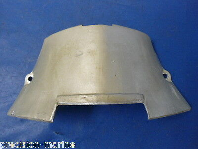 315445 Front Exhaust Hsg Cover, 1973 Johnson 50hp Model: 50ES73R