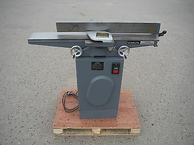 Delta 6 Quot Deluxe Long Bed Jointer 37 220