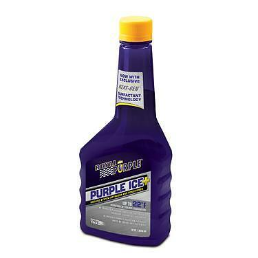 Royal Purple 01600 Purple Ice Street Coolant Additive - (1) 12oz Bottle