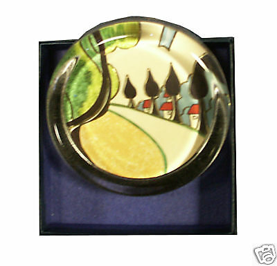 Clarice Cliff Large Paperweight - May Avenue (repro)