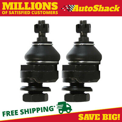Pair (2) Front Upper Ball Joints