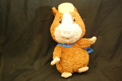 "12"" Plush FISHER PRICE BROWN LINNY GUINEA PIG WONDER PET  Stuffed Animal Lovey"