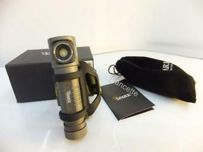 SPARK SG6 CW Torcia Professionale 880 Lumens 1*18650 Cool White in SCONTO